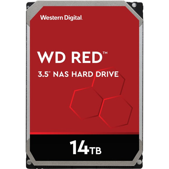 WD Red WD140EFFX 14 TB Hard Drive - 3.5