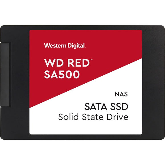WD Red WDS100T1R0A 1 TB Solid State Drive - 2.5