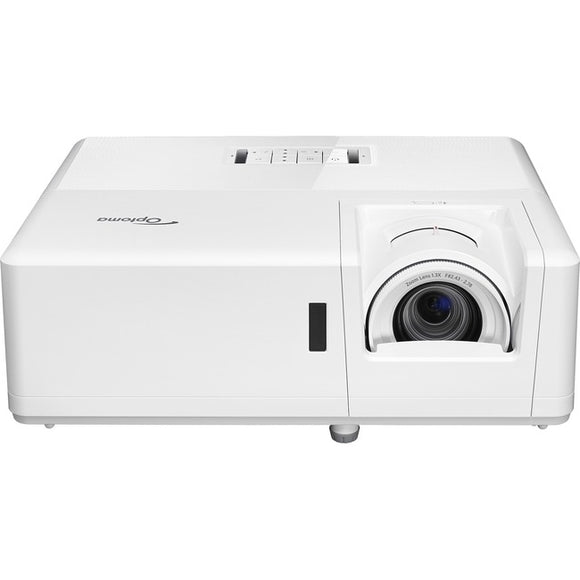Optoma ZW403 3D Ready DLP Projector - 16:10 - White