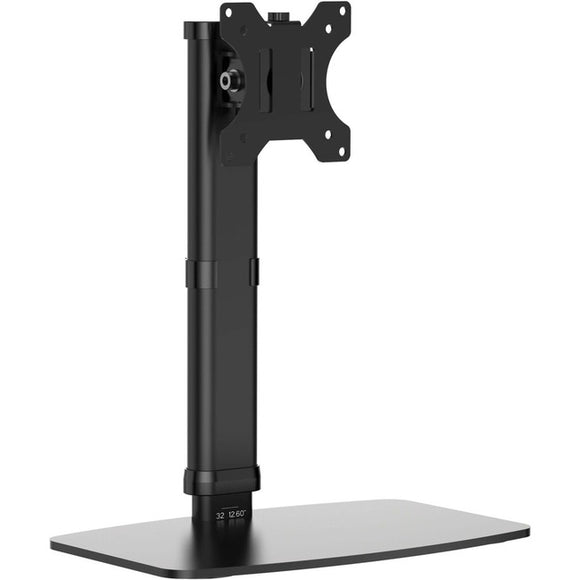 Tripp Lite Single-Display Monitor Stand - Height Adjustable, 17