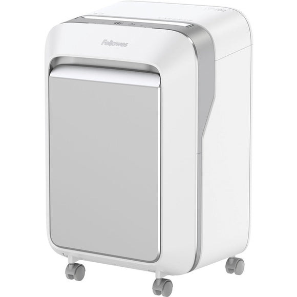 Fellowes Powershred® LX210 Micro Cut Shredder (White)