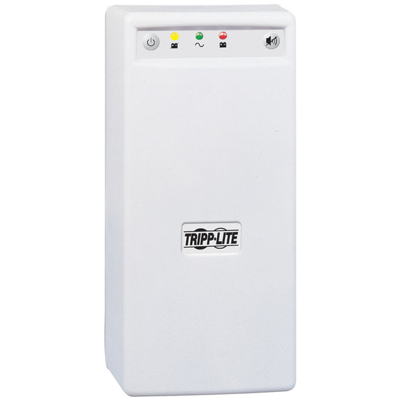 Tripp Lite UPS 600VA 345W Desktop Battery Back Up Tower 120V USB PC - Mac