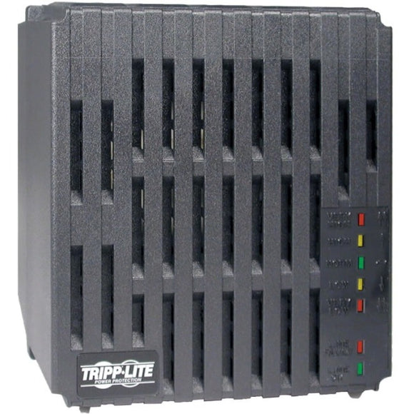 Tripp Lite 2400W Line Conditioner w- AVR - Surge Protection 120V 20A 60Hz 6 Outlet 6ft Cord Power Conditioner