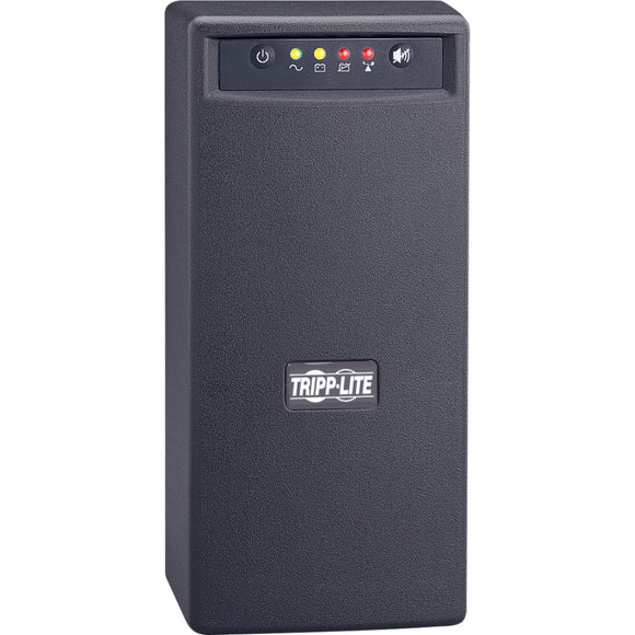 Tripp Lite UPS 700VA 450W Back Up Tower AVR 120V USB DB9 RJ11