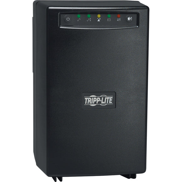 Tripp Lite UPS Smart 1500VA 980W Tower AVR 120V XL USB DB9 for Servers