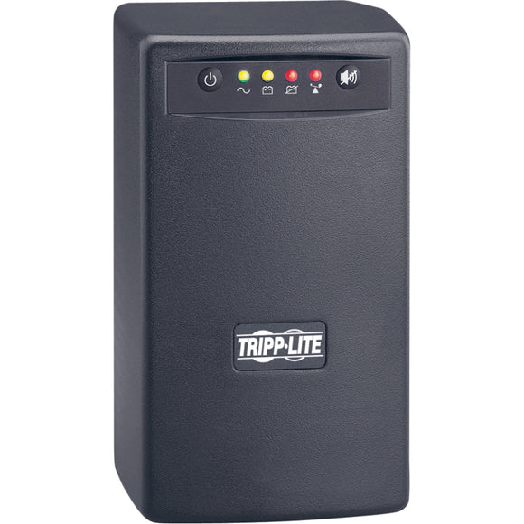 Tripp Lite UPS 300VA 180W Battery Back Up Tower AVR 120V USB RJ11 RJ45