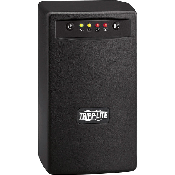Tripp Lite UPS Smart 550VA 300W Battery Back Up Tower AVR 120V USB RJ11