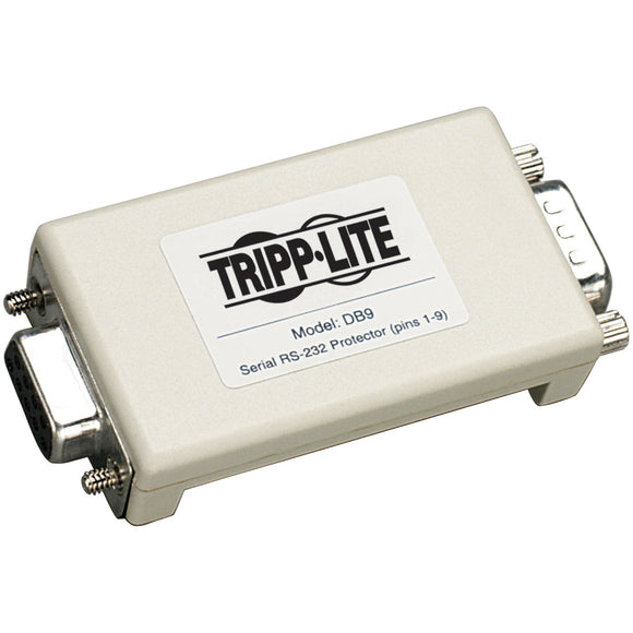 Tripp Lite Network In-Line Dataline Surge Protector 120V - 230V 9-PIN DB9