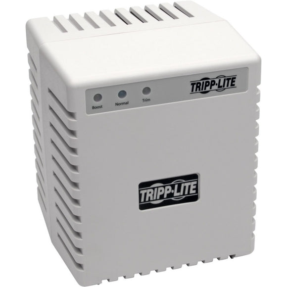 Tripp Lite 600W Line Conditioner w- AVR - Surge Protection 230V 2.6A 50-60Hz C13 3 Outlet Power Conditioner