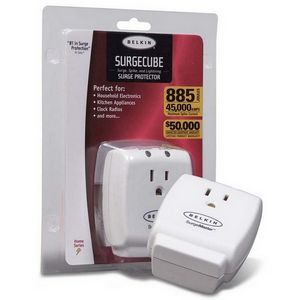 Belkin 1-Socket Wall Mount Surge Suppressor