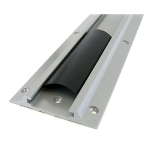 Ergotron 10in Wall Track.a Low-cost,zero-footprint Mounting System That Attaches