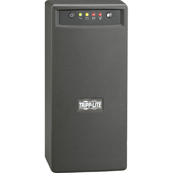 Tripp Lite UPS 1000VA 500W Battery Back Up Tower AVR 120V USB RJ45