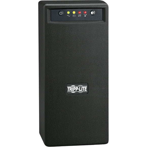 Tripp Lite UPS Smart 750VA 450W Battery Back Up Tower AVR 120V USB RJ45
