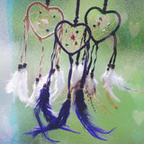AMELIA Mini Heart Dreamcatcher | Elnique