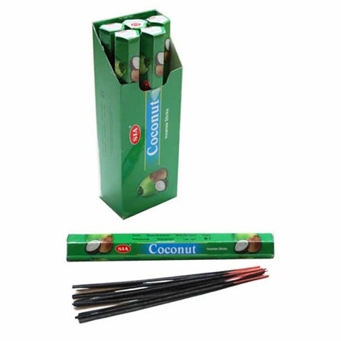 Coconut Incense Sticks | Elnique