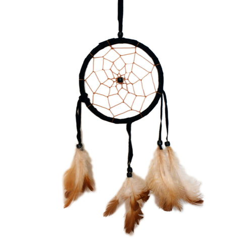 ARIANNA. Small Black Dreamcatcher | Elnique