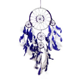 ISLA. Purple & Silver Dreamcatcher | Elnique