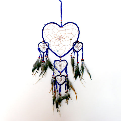 PIPER. Purple Heart Dreamcatcher | Elnique