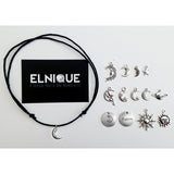 THE SPACE COLLECTION Adjustable Cord Chokers | Colour Options | Elnique