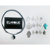 THE SPIRITUAL COLLECTION Adjustable Cord Chokers | Elnique
