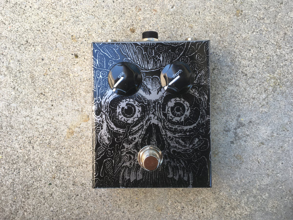 Pre Built Ready to Ship Jessup Chorus Pedal
