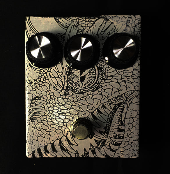 PT-03 Custom Distortion Pedal