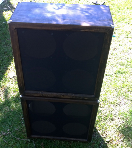 Pre Built Ready to Ship JESSUP 4X12 (marshall 1960b clone)