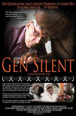 """Gen Silent"" Feature Film +  Educational Version (25 min.) + Discussion Topics"