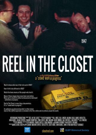 Reel In The Closet for Schools/Libraries/Institutions WITHOUT public screening license