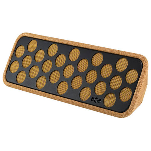 House of Marley EM-JA005-TN Liberate BT Portable Bluetooth Audio System (Tan) - XD Media