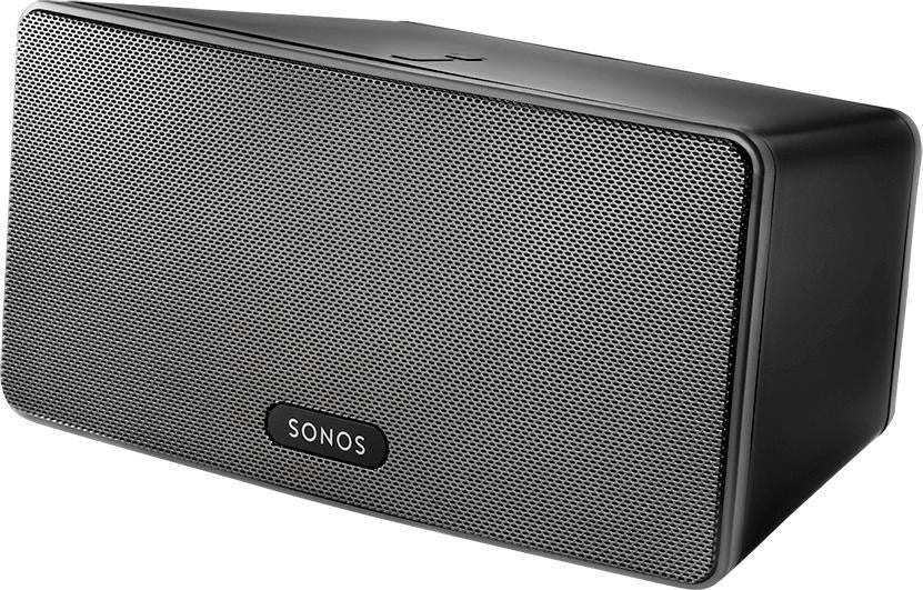 SONOS Wireless Speaker for Streaming Music - PLAY3US1BLK