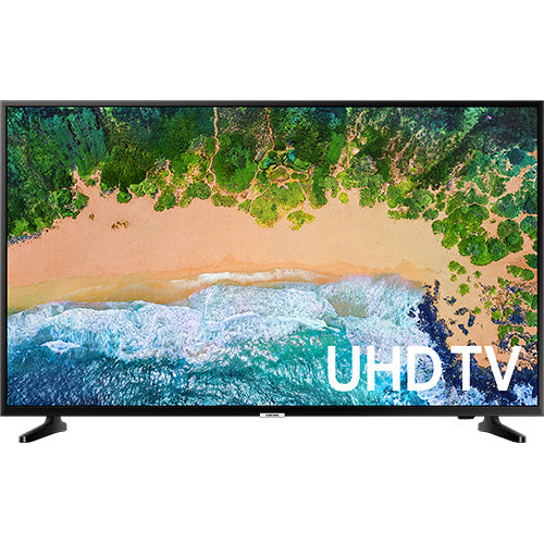 "Samsung 55"" UN55NU6900 4K UHD HDR PurColour Smart LED TV"