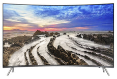 Samsung UN55MU8500 Curved 4K UHD 240MR Smart LED TV (OPEN BOX)