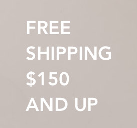 Free Shipping over 150
