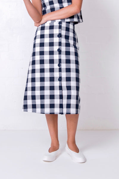 Chequered Charlie Skirt