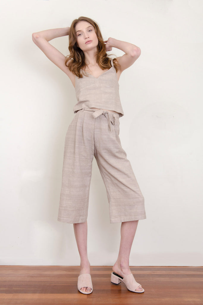 Sand Atwood Culottes