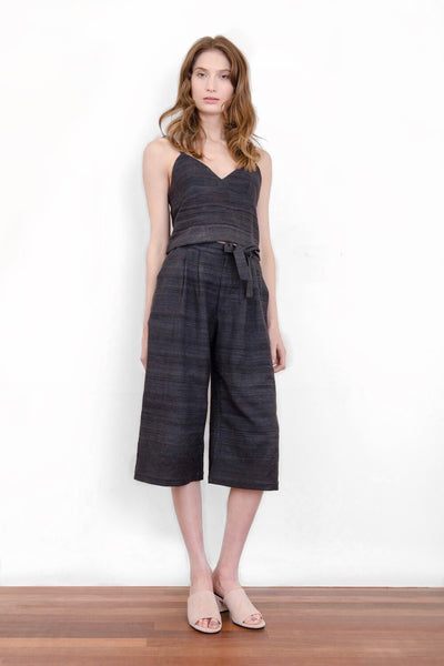 Charcoal Atwood Culottes