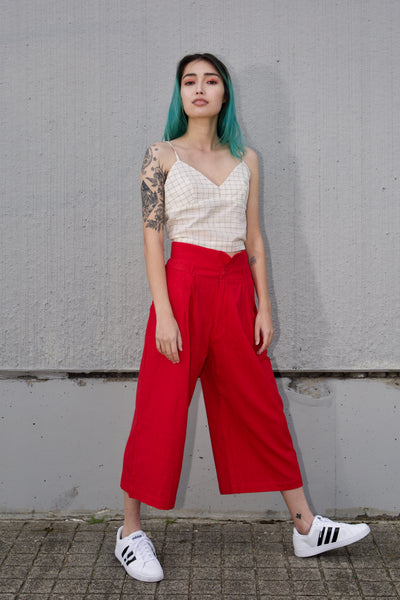 Liddle Culottes in Chilli