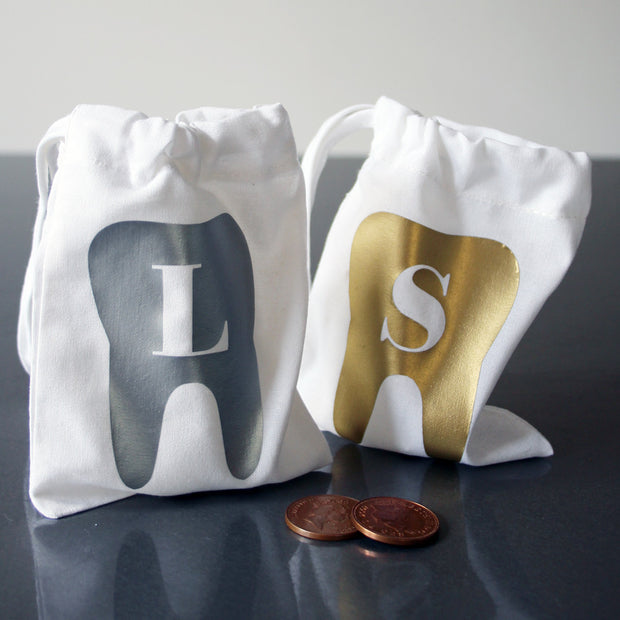 Tooth Fairy Custom Bags