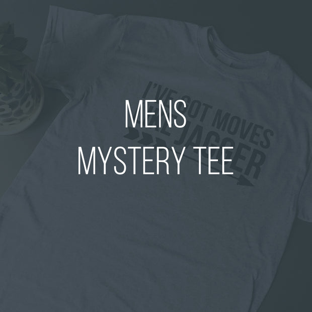 RELOVED Mystery Mens Sample Sale Tee