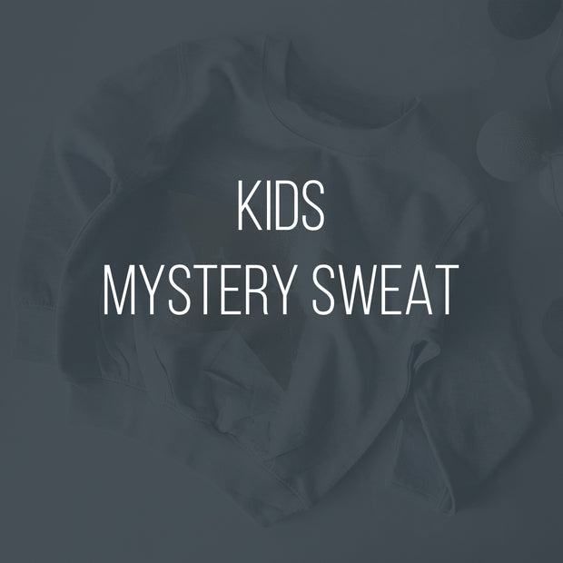 RELOVED Kids Mystery Sample Sweat
