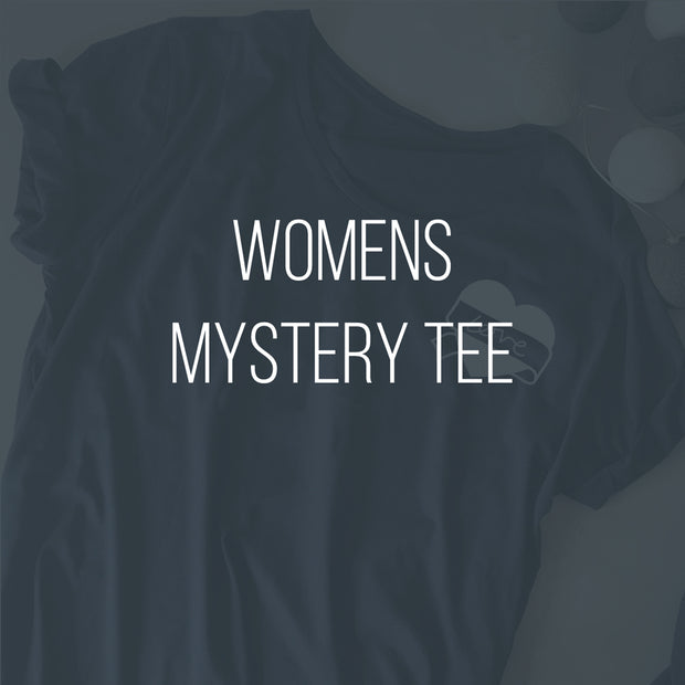 RELOVED Womens Mystery Sample Tee