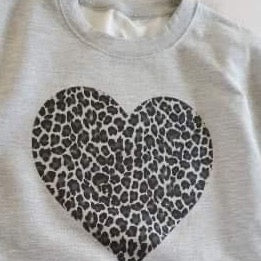 SAMPLE Wild at Heart Children's Classic Sweat - Grey