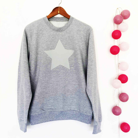 Star Boyfriend Classic Sweat - Grey