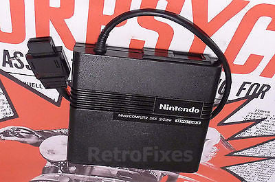 Nintendo Famicom Disk System - RAM Adapter Only  USA Seller - RetroFixes