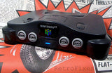 Nintendo N64 RGB Upgraded Console Perfect Picture! - RetroFixes - 5