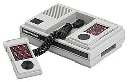 Intellivision II RGB Upgraded Console