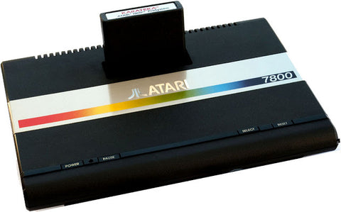 Atari 7800 Console Restoration & Composite Upgrade Service - RetroFixes - 1