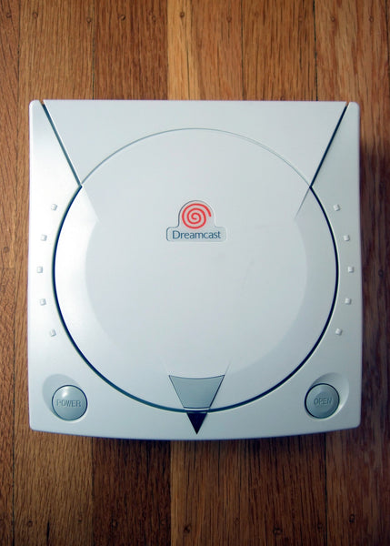 Sega Dreamcast Restoration Service - RetroFixes - 1