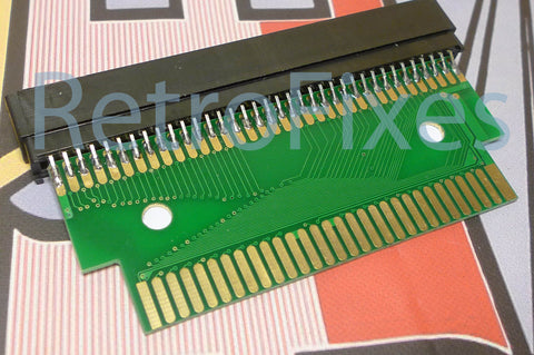 NES to Famicom Game Adapter = 72 to 60 Pin Converter - RetroFixes - 2